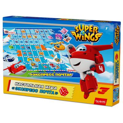 SuperWings Наст.игра Суперкрылья.Экспрес