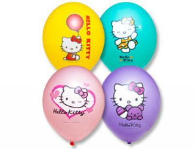 "Шар 14"" Hello Kitty1103-1090 /цена з"